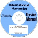 INTERNATIONAL HARVESTER 1420 COMBINE SERVICE MANUAL ON CD
