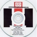 INTERNATIONAL HARVESTER 484, 584, 684, 784, 884 & HYDRO OPERATOR'S MANUAL ON CD