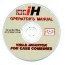 CASE INTERNATIONAL YIELD MONITOR OPERATOR'S HANDBOOK ON CD