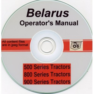 OPERATING & WORKSHOP REPAIR MANUALS FOR 100's OF TRACTORS, BALERS & COMBINES ETC.