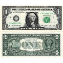 GENUINE USA $1 BILLS IN MINT CONDITION